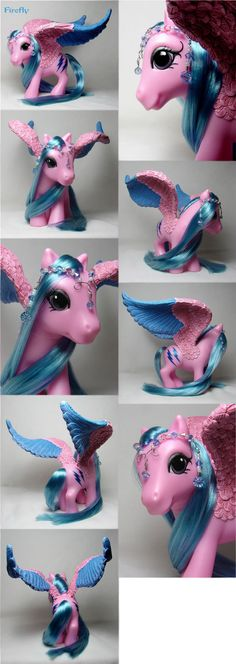 Firefly G3 pegasus pony by ~Woosie on deviantART