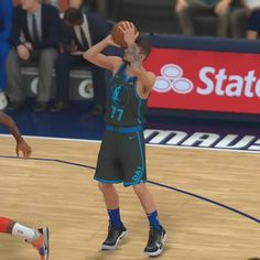 72bbb27262 AWESOME Battle MVP Paul Geroge vs ROTY Luka Doncic NBA2K19 HD