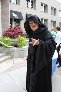Star Wars, Emperor | Salt Lake Comic Con 2013