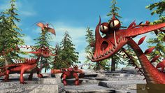 Changewing   Dragonpedia   How To Train Your Dragon
