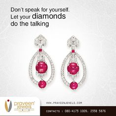 Select #diamondjewelry that describe the epitome of grace that the female within you is.  http://qoo.ly/3k8ch