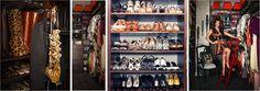 Kissmyshoe - La communauté des shoes addicts | Les incroyables dressings de la famille Kardashian | http://kissmyshoe.com