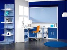 dormitorio azul avant haus