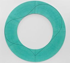 Ring Image C - Robert Mangold, 2008