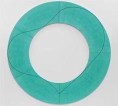 Ring Image C - Robert Mangold, 2008