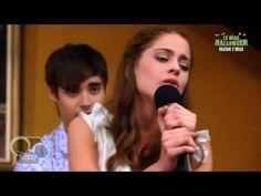 Momento Musical Violetta   En mi mundo   Violetta y León