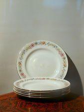 "Fantastic Royal Albert Paragon Side Plates x 6 8"" Inch Diameter"