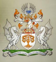 Van Dessel Heraldiek Wapenschilden, wapenbrieven. Heraldische ontwerpen. Heraldry