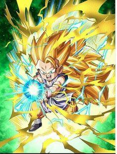 [Ultimate Aspiration] Super Saiyan 3 Goku (GT)/Dragon Ball Z: Dokkan Battle