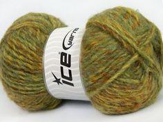 Harmony Mohair Green Shades