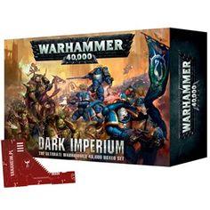 Warhammer 40000: Dark Imperium + Gratis