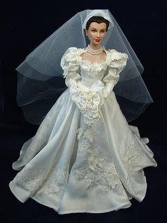 """""""Scarlett's Wedding Day"""" by Loves Dolls 