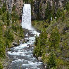 Tulamo Falls, Bend Oregon