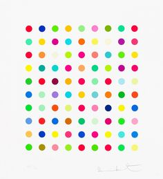 Lanatoside by Damien Hirst