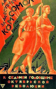 Anniversary of Socialist Revolution.