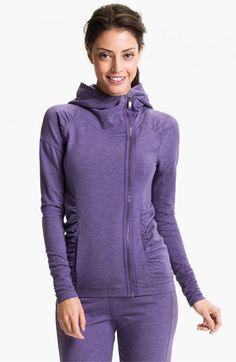Zella 'Fireside' Zip Front Jacket available at #Nordstrom