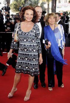 Diane von Furstenberg Photo - Cannes - 'Marie Antoinette' Premiere
