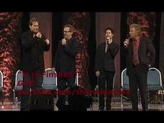 Gaither Vocal Band - It is Finished  The power and passion leave you breathless!