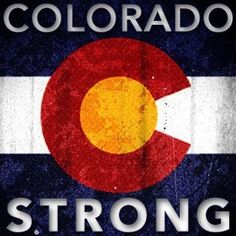 There isn't anything stronger than being Colorado strong.