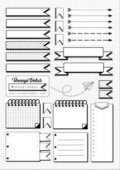 banner ideas for bullet journal / banner ideas bullet journal , banner ideas bullet journal step by step , banner ideas bullet journal printable , banner ideas for bullet journal Bullet Journal School, Bullet Journal Page, Bullet Journal Headers, Bullet Journal Writing, Bullet Journal Printables, Bullet Journal Aesthetic, Journal Template, Bullet Journal Inspiration, Journal Pages