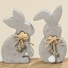 Easter Crafts To Sell Concrete Crafts, Concrete Projects, Wood Crafts, Cement Art, Concrete Art, Easter Gift, Easter Crafts, Diy Tumblr, Diy Ostern