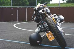 BMW R80 Cafe Racer by Bieda75 motors #motorcycles #caferacer #motos | caferacerpasion.com