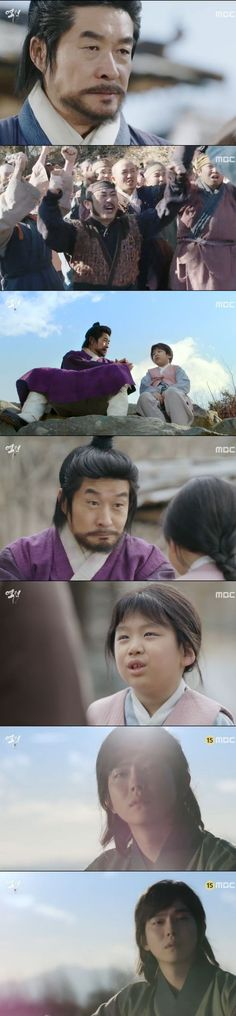 "[Spoiler] ""Rebel: Thief Who Stole the People"" Yoon Gyoon-sang appears as a peddler, second stage starts"