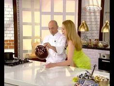 Crema spalmabile al cioccolato e arancia di Gianluca Aresu - YouTube