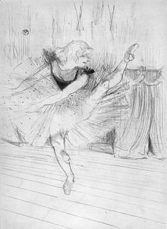 Henri de Toulouse-Lautrec Drawings 074