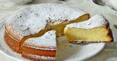 Δε θα το πιστεύετε!!! Φανταστικό κέικ με ζαχαρούχο μόνο με 4 υλικά!