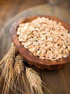 If you suffer from eczema, you can find a great remedy in your kitchen pantry: oatmeal. But instead of eating the oats, the trick is to add them to the bathtub. Add 2 to 4 cups of finely ground rolled oats to a bath and soak for 15 minutes. Then rinse your body thoroughly, because any leftover oatmeal on the skin might irritate as it dries. Moisturize after you leave the tub.