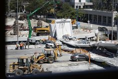Crack on Florida Bridge Was Discussed in Meeting Hours Before Collapse