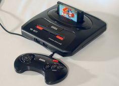 Sega Mega Drive #90s
