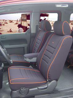 Honda Element Full Piping Seat Covers