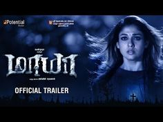 Maya  Official Trailer - http://www.iluvcinema.in/tamil/maya-official-trailer/