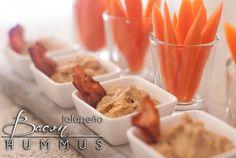 ... each bite! Enjoy our Bacon Jalapeño Hummus http://wp.me/p4Aygm-20k