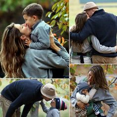 Tom Brady and Gisele Bündchen brought their kids to a park in Boston on Saturday and had what could easily be considered the loveliest after...