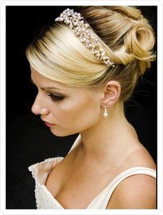 wedding hair jewels headbands