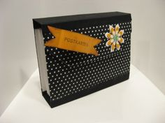 Card folder / Fächerbox  für Postkarten oder sonstige Kostbarkeiten Marshall Speaker, Wrapping Ideas, Box, Wraps, Poster, Gifts, Decor, Woodland Fairy, Boxes