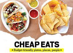Cheap Eats - St. Louis Magazine - May 2013 - St. Louis, Missouri