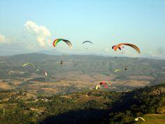 Vuelo en parapente - San Gil, Santander. San Gil, Paragliding, Around The Worlds, Saints, National Parks, Colombia, Thoughts, Celebs