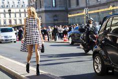 J'ai Perdu Ma Veste / Elena Perminova – Paris  // #Fashion, #FashionBlog, #FashionBlogger, #Ootd, #OutfitOfTheDay, #StreetStyle, #Style