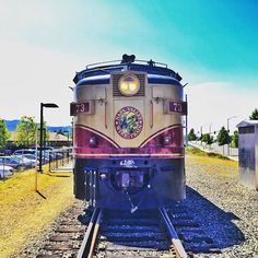 Power and elegance.  #WineTrain #NapaValleyWineTrain #NapaWineTrain #NapaTrain #Napa #NapaValley #California #train #trains #railroad #railway #luxury #vintage #antique #Pullman #VisitCA #VisitCalifornia #VisitNapaValley #travel #vacation #getaway #wanderlust #WineCountry by kiradevi