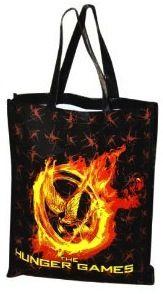 The Hunger Games Mockingjay Tote Bag