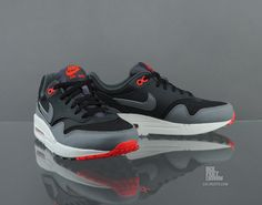 new product 4860a a1ded Nike Air Max 1 (GS) (555766 001) - Caliroots.com Sportswear
