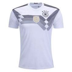 52e68aa0e 2018 World Cup Player Version Jersey Germany Home White Shirt 2018 World Cup  Player Version Jersey Germany Home White Shirt