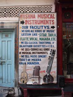Udaipur | Krishna Musical Instruments
