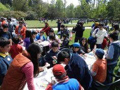 Fiesta de la Ciencia en el Botánico durante la Semana de la Ciencia