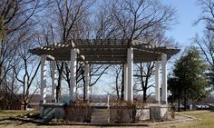 Common Pleas Courthouse Gazebo, Cape Girardeau Missouri.  Music Makes the World Go Round by When lost in....., via Flickr