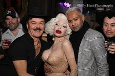 Randy Jones After Party with Amanda Lepore & NYC celebrity hair stylist Mark De Alwis, Mark De Alwis Salon - Hair Salon in New York, NY